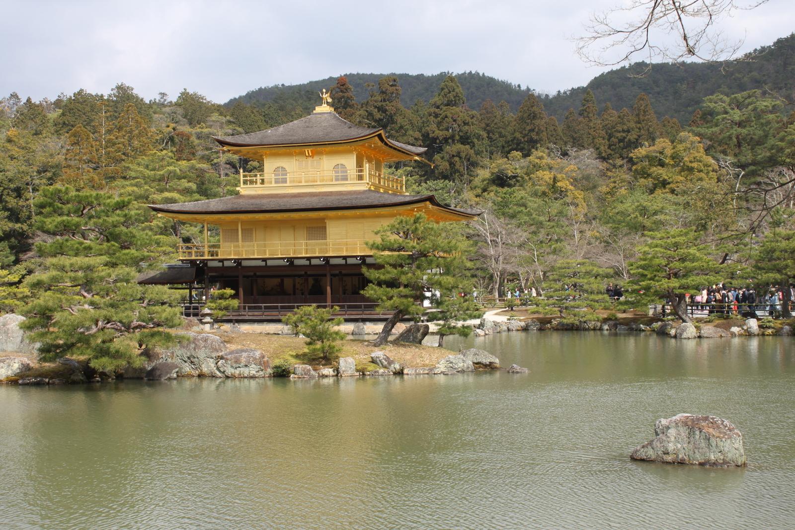 Silberne Pagode Kyoto