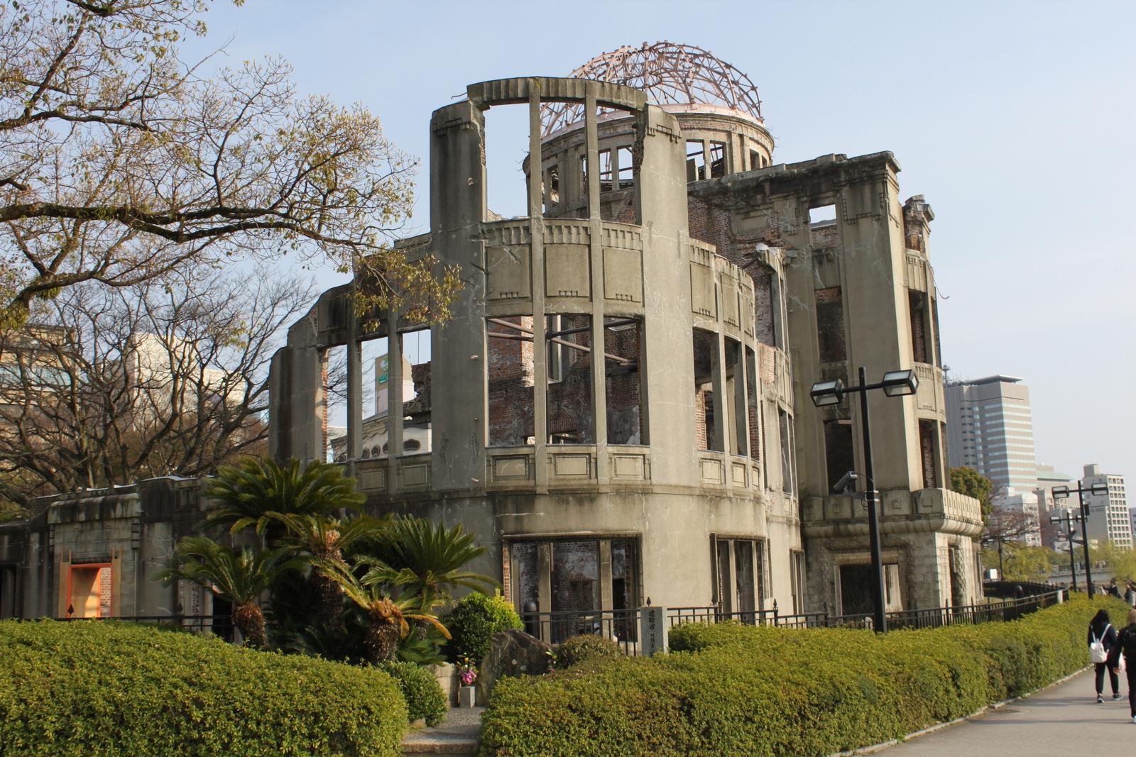 Atombombendom in Hiroshima