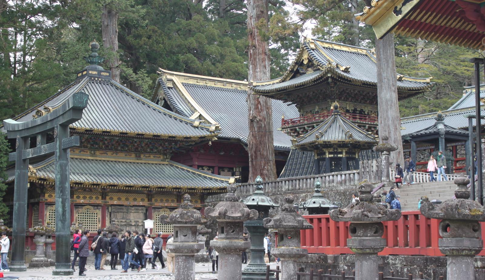 Tempelstadt von Nikko