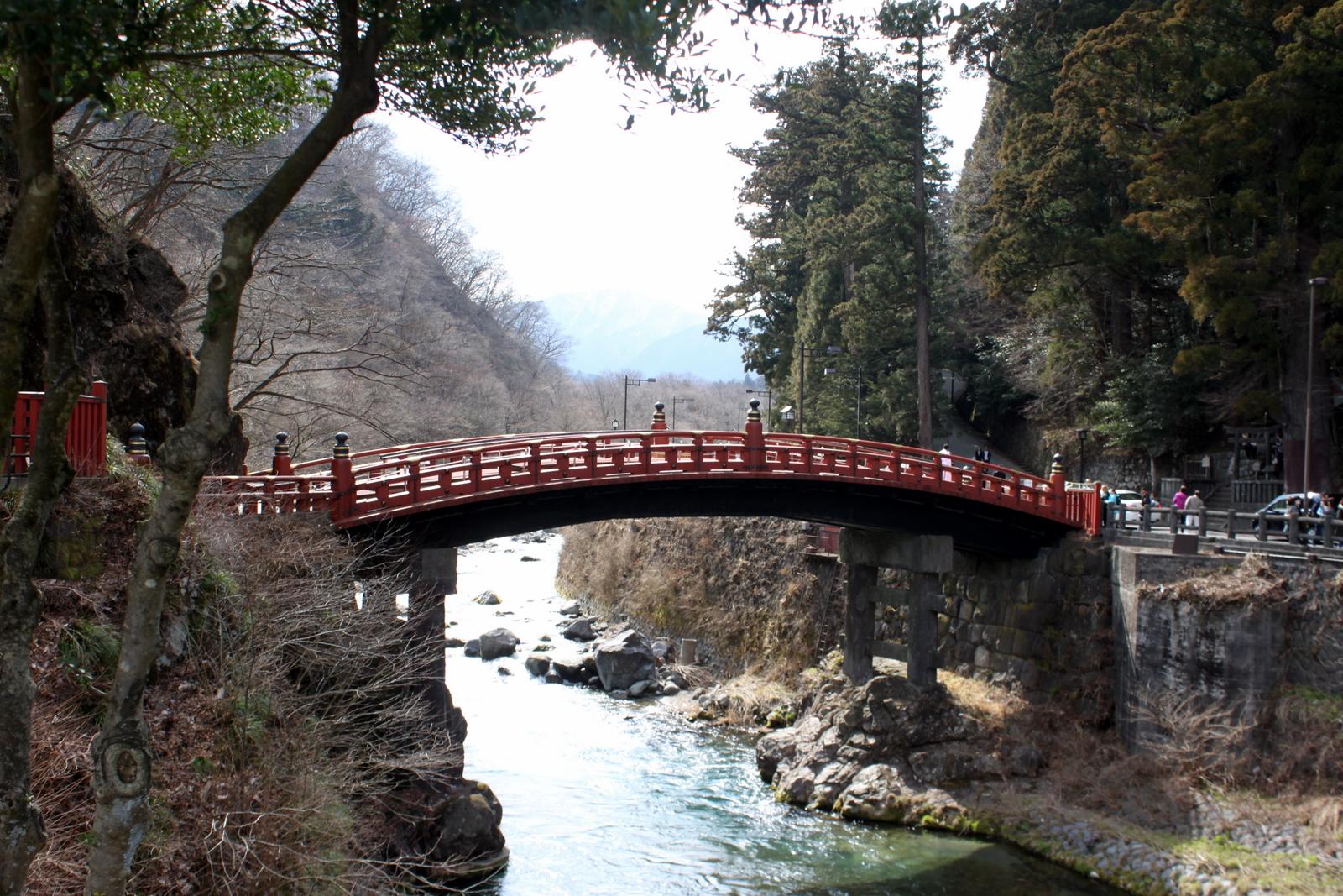 Brücke von Nikko