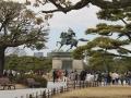 Samurai Monument am Marunouchi Platz