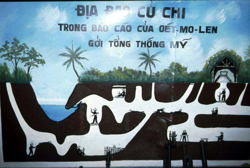 Vietkong Park von Cu-Chi