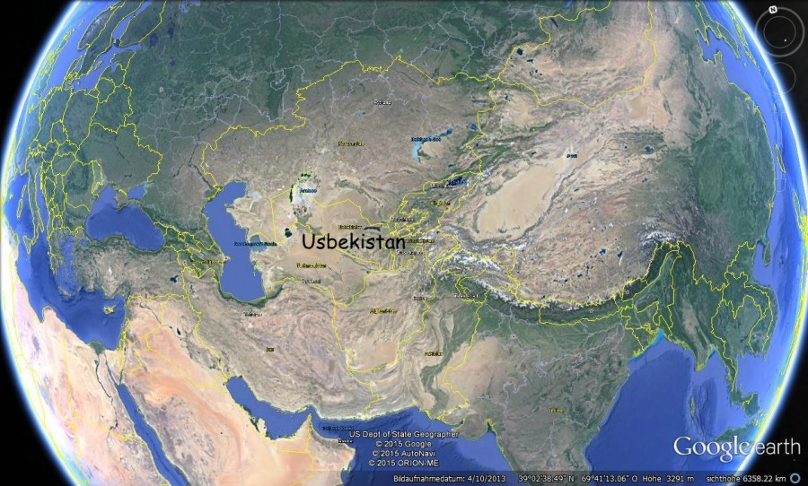 Usbekistan Welt 2