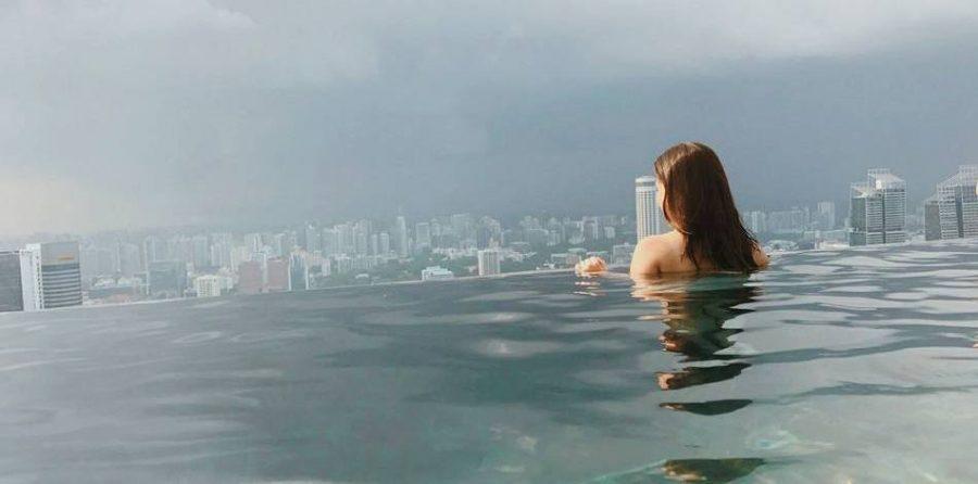 Laura in Singapur