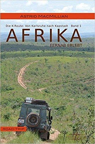 Afrika mit dem Landrover _
